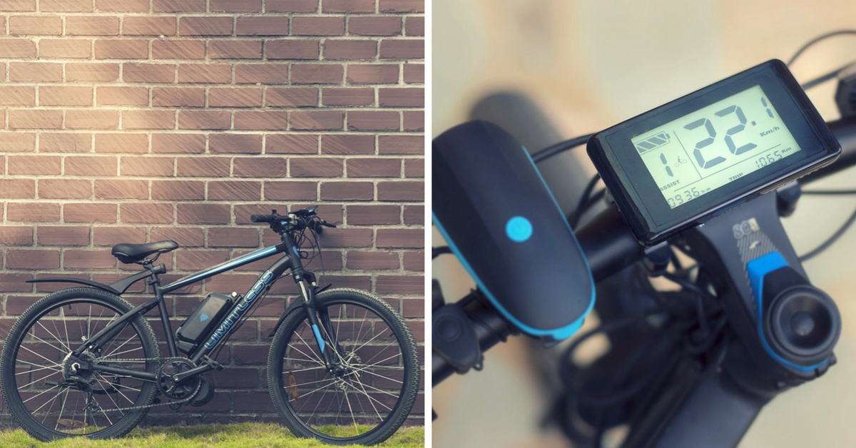 Limitless Electric Bike