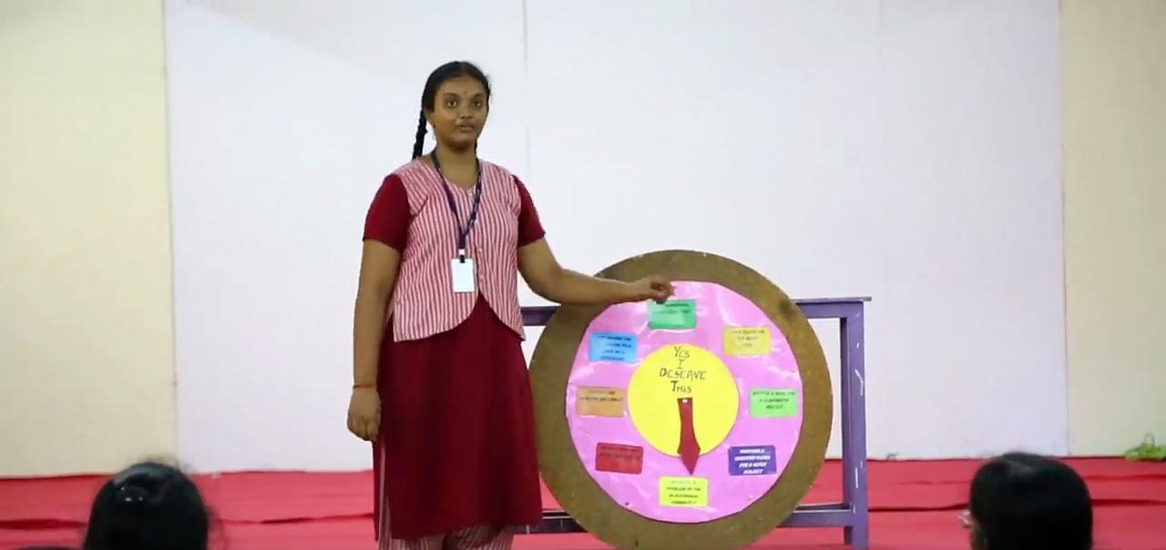 Affirmative Discipline Wheel