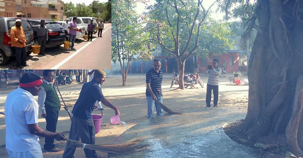 Residents of Jodhpur Turn Their Cars Into Mobile Dustbins to Keep the City Clean