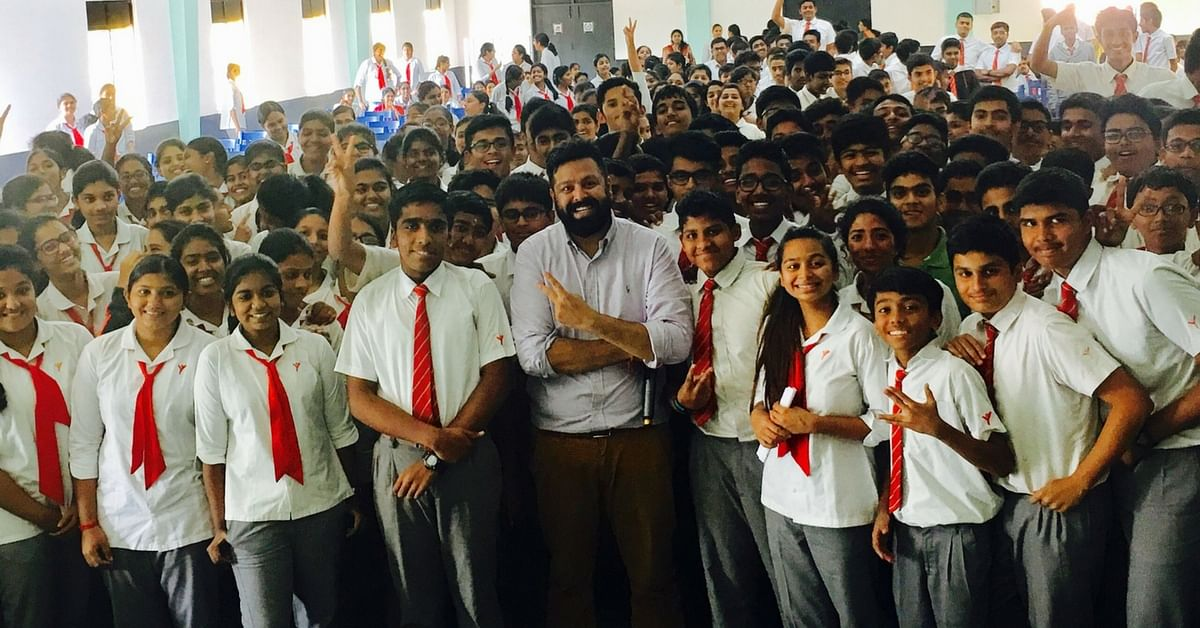 TBI Blogs: This Former Banker Gave up His Job Overseas to Become an Educator in India