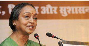 Meira Kumar for President Congress Pick Presidential elections 2017
