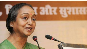 Meira Kumar for President Congress Pick Presidential elections 2017