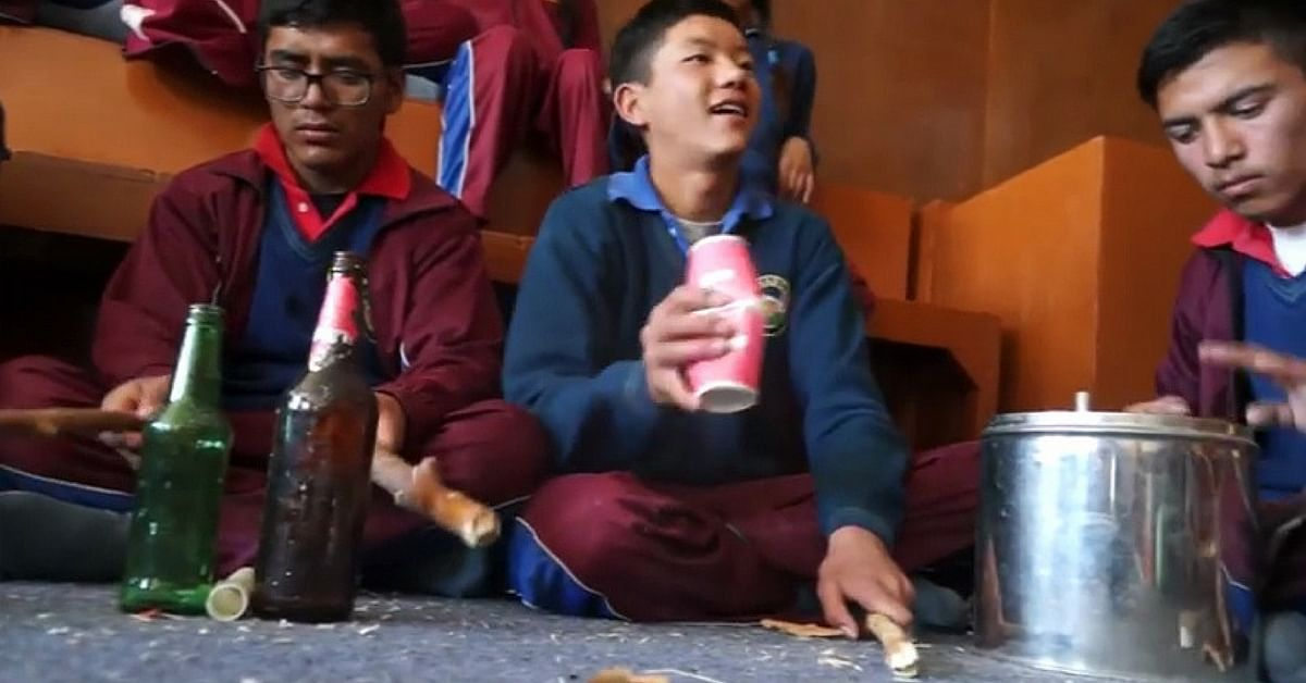 TBI Blogs: These Schoolkids Taught Each Other Music by Upcycling Waste into Musical Instruments