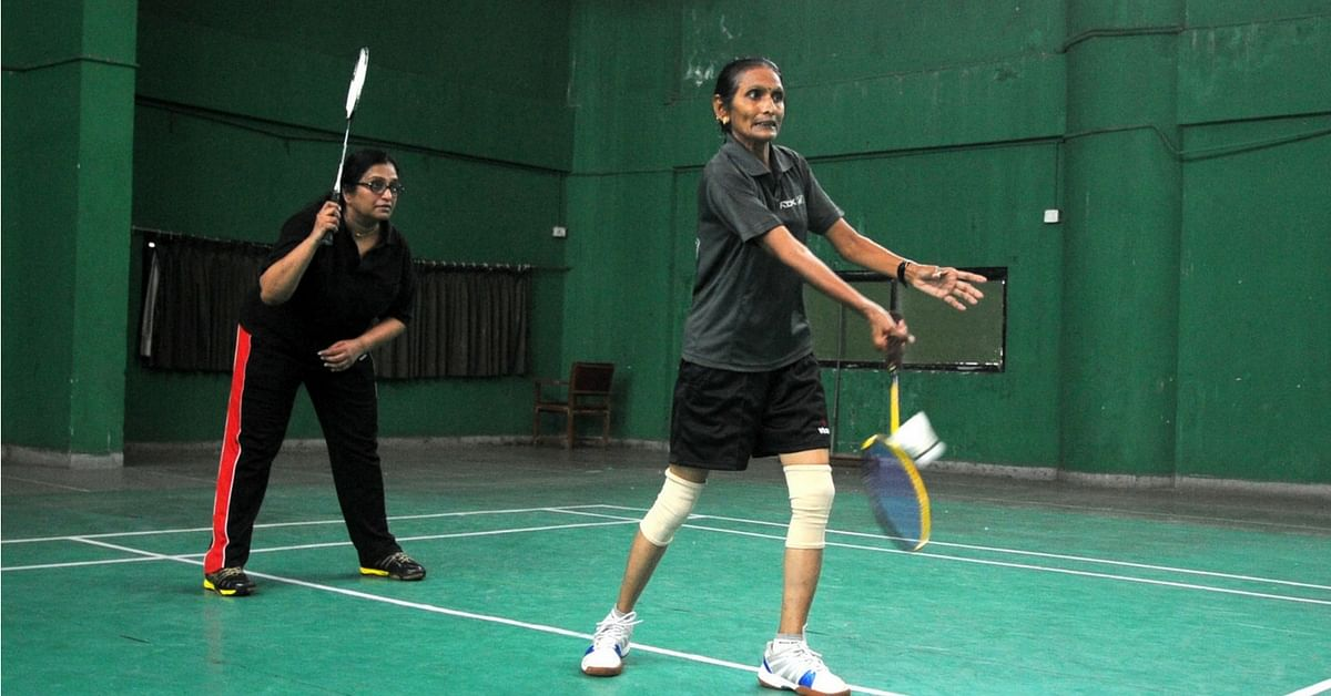 TBI Blogs: Smashing Age Stereotypes – Taramati Parmar Is 58 and an International Badminton Player and Referee