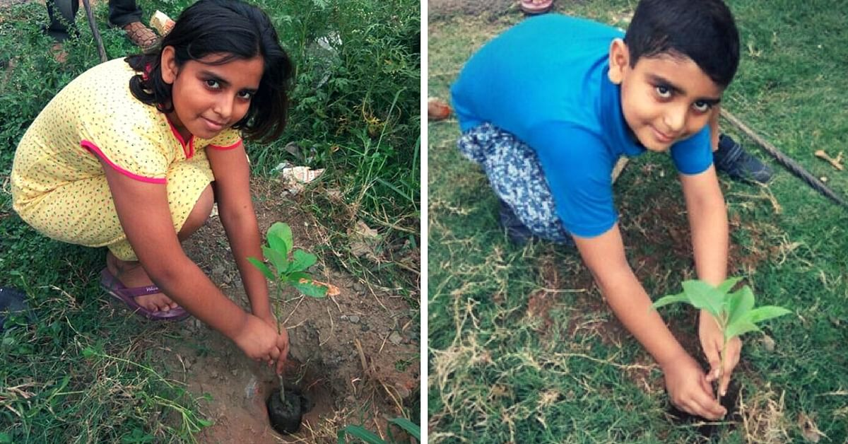 Besides Planting over 1,000 Trees, This Organisation Promotes Environmental Awareness in Villages