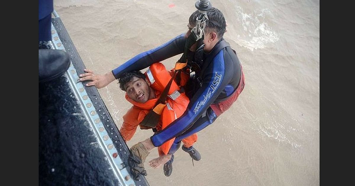 India-Bangladesh Match Aside, Here's How Indian Navy Has Been Helping Bangladesh Fight Cyclone Mora