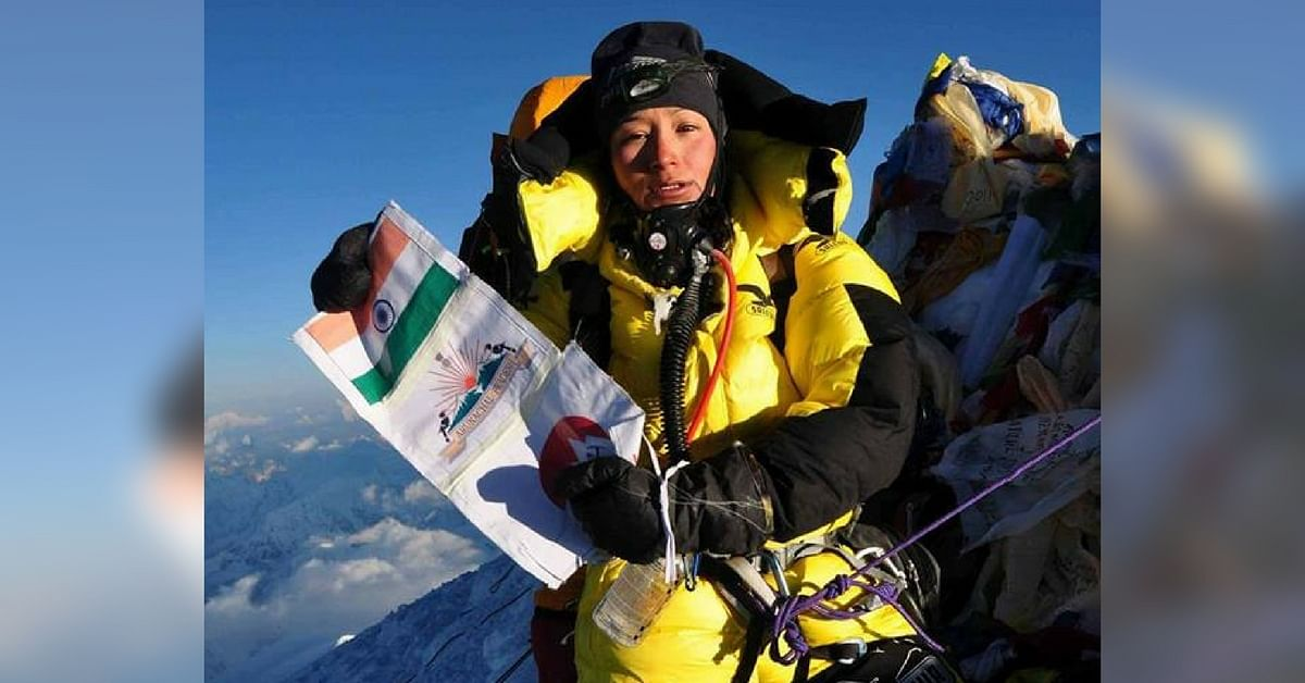 Everest Too High? Not for Anshu Jamsenpa, the First Indian Woman to Scale It Twice in 5 Days!