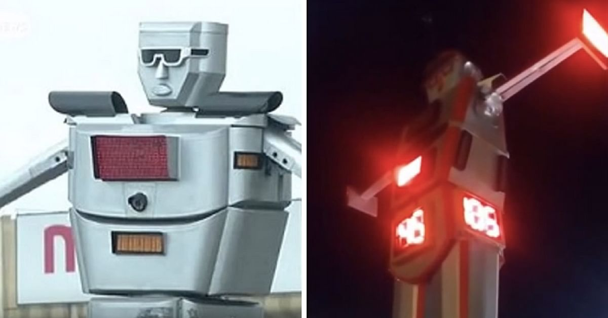 Indore Becomes First City in India to Install a 'Robocop' for Traffic Management