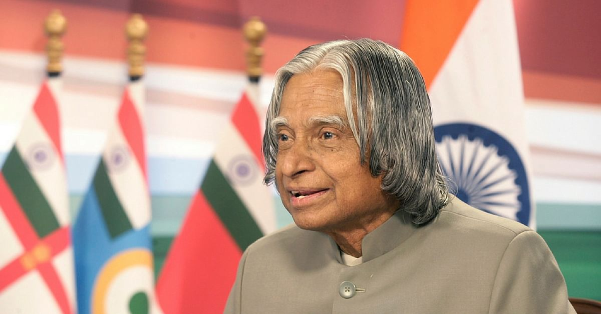 TBI Blogs: I Worked with Dr. Kalam for over 20 Years & Have Fond Memories of Our Morning Walk Conversations