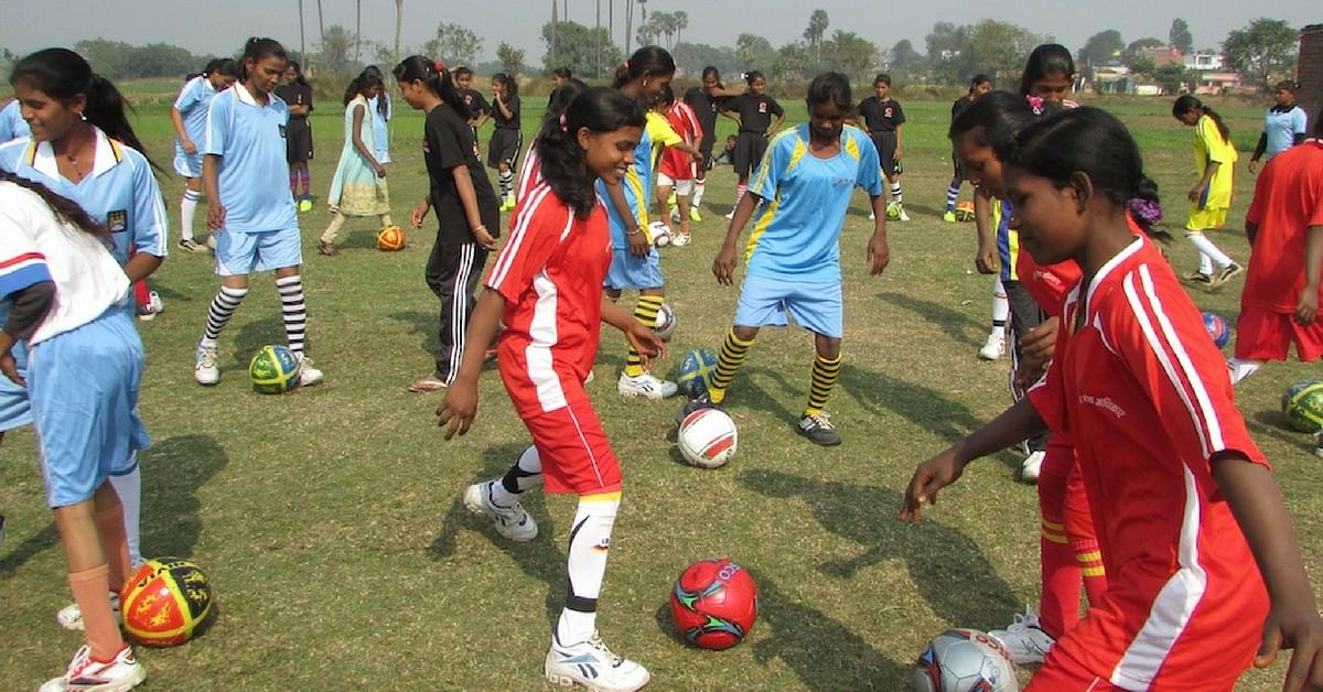 TBI Blogs: Bihar Is Fighting Child Marriages with a Unique Project – Football Clubs for Girls!