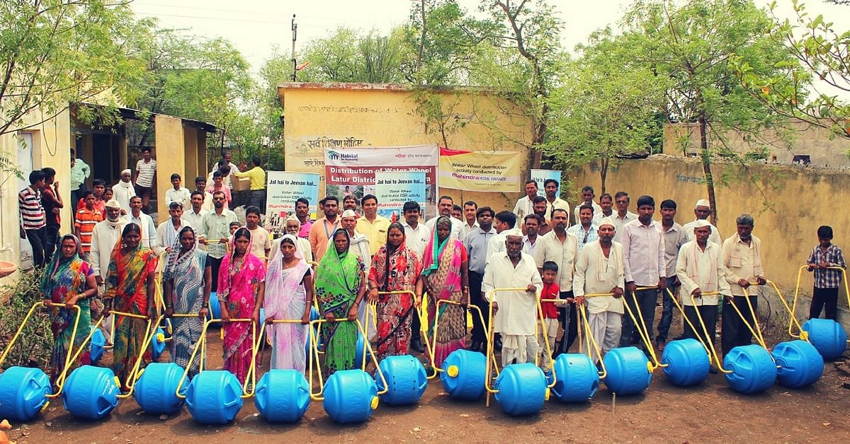 This Incredible Innovation Is Lifting a Huge Weight off Women's Shoulders in Maharashtra's Villages