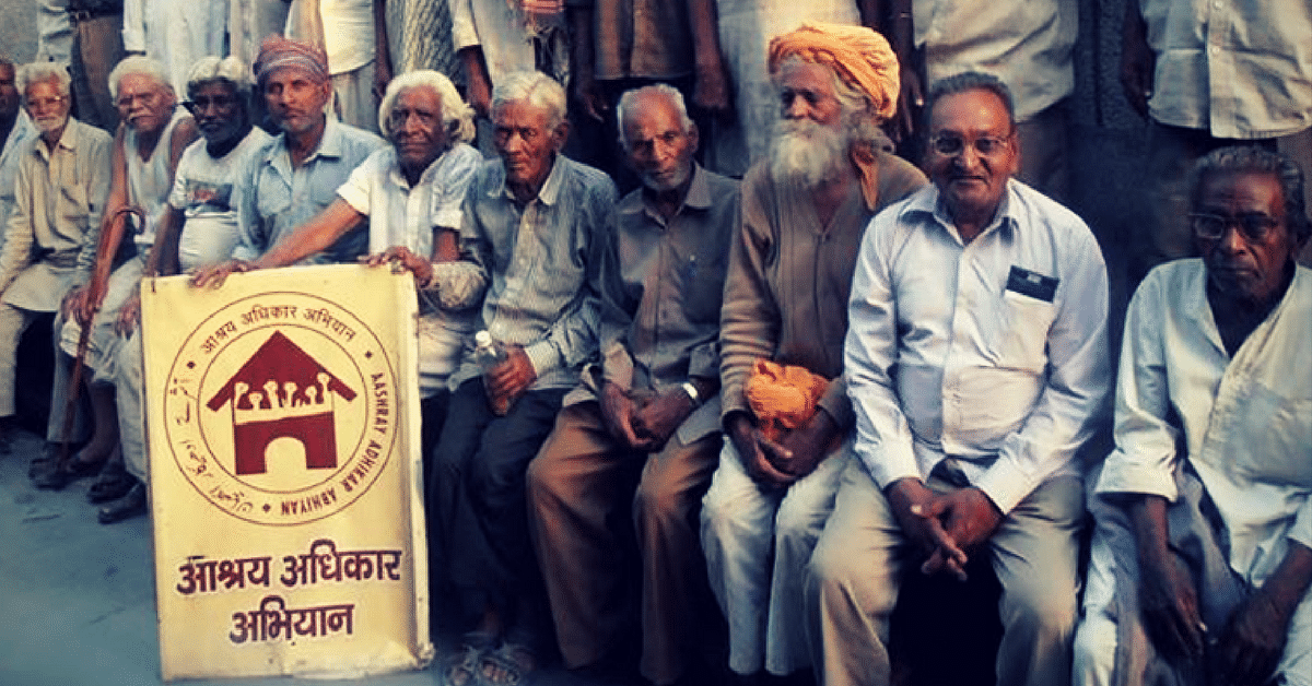 Over 12 Million Beds and Health Care to 1 Million Homeless People. This Organization Is Changing Delhi Streets