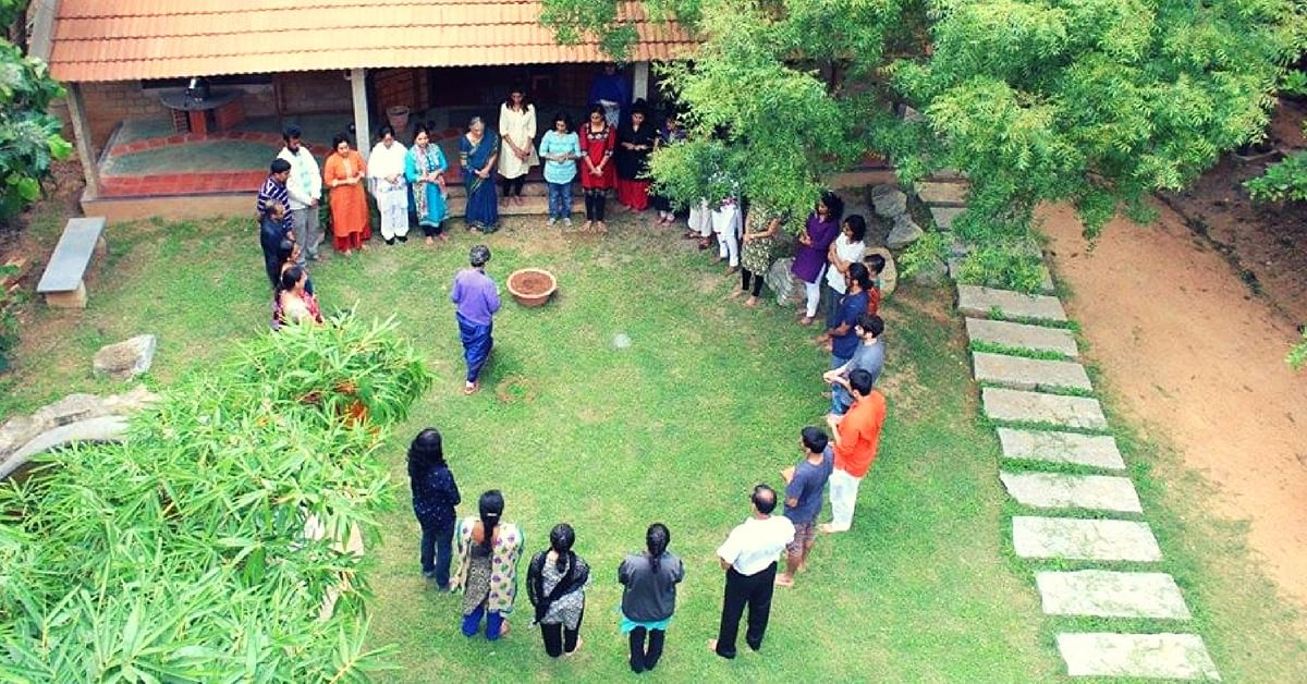 An IIM Grad Started a College & It Is Teaching Students All about Green, Sustainable Living