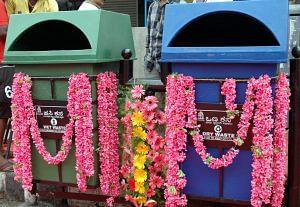 Garbage-bins-Bengaluru-17-yrs