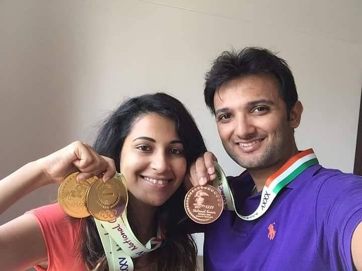 Heena-Sidhu-Shooter-World-Champion-Gold