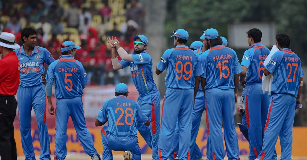 Indian Cricket Team Coach Picks The 5 Men Pitching For The