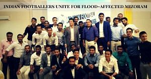 Indian footballers to raise funds for Mizoram floods (1)