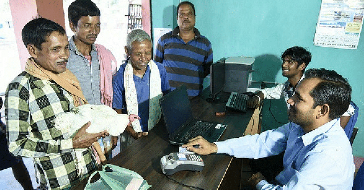 This Tribal Village in Chhattisgarh Has Zero Mobile Network, but You Can Still Go 100% Cashless