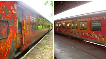 rajdhani and shatabdi express-operation swarn