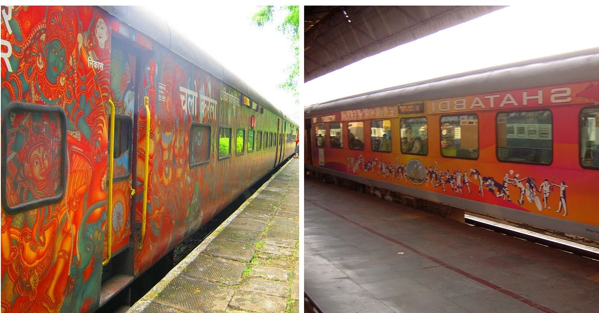rajdhani and shatabdi express-trains-operation swarn