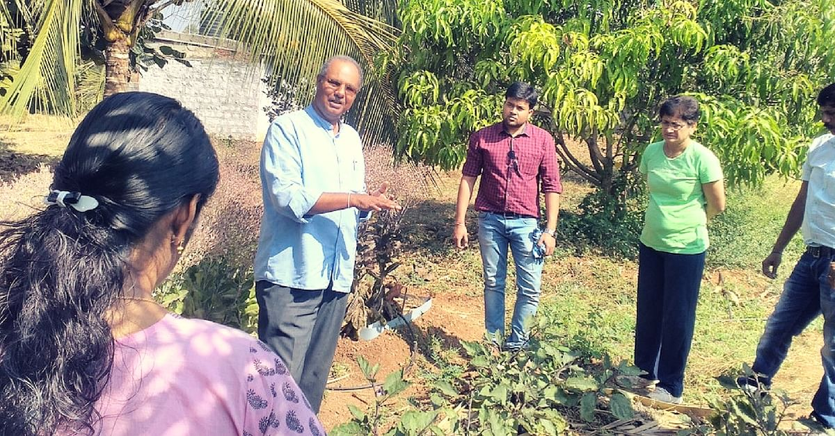 Blue Corn? Cinnamon-Flavoured Tulsi? This Farmer Has a Collection of 560 Varieties of Rare Seeds!