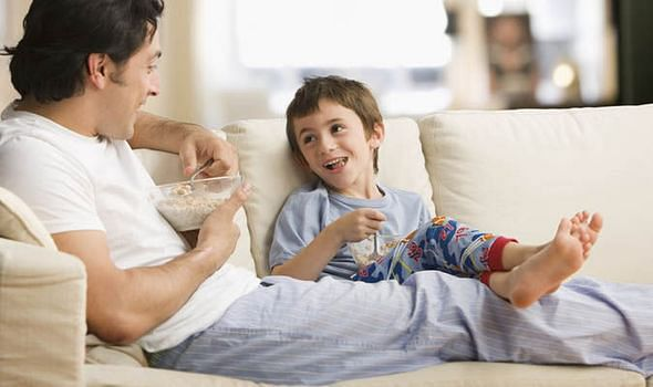 dad talk to child ile ilgili görsel sonucu