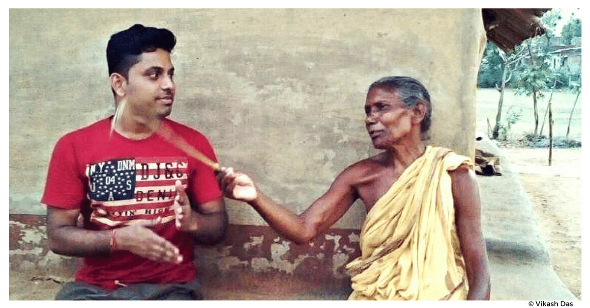 This Software Engineer Quit His Job to Help One Tribal Woman. Today He Has Helped 17,000