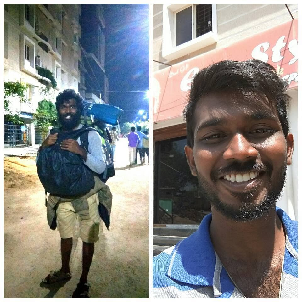This Man Travelled 11 Indian States in Nine Months and Did Not Spend a Single Rupee! - Inspiring Wanderer