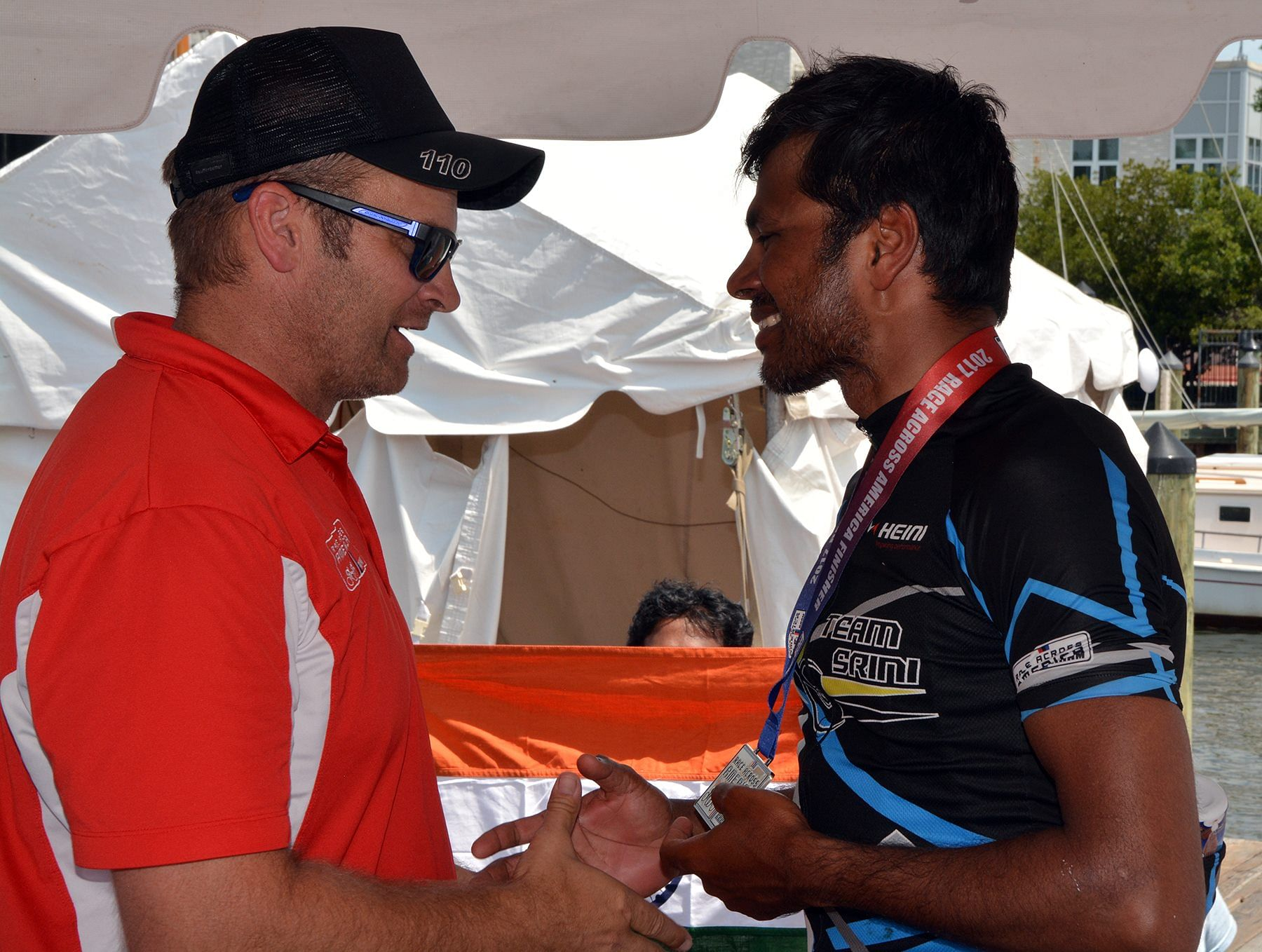 srinivas-gokulnath-Race across- America-