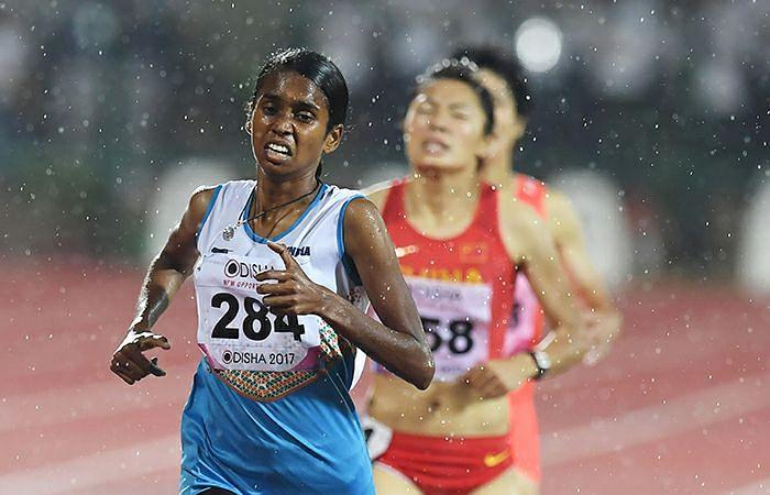 pu chitra- 2017 Asian Athletics Championships