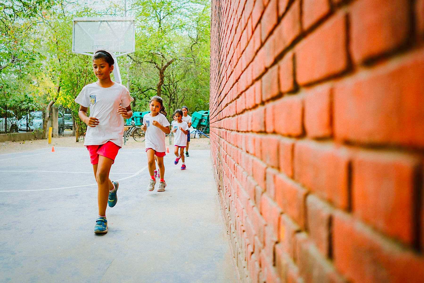 The Art of Sport- Delhi- startup-empowering girls though sports