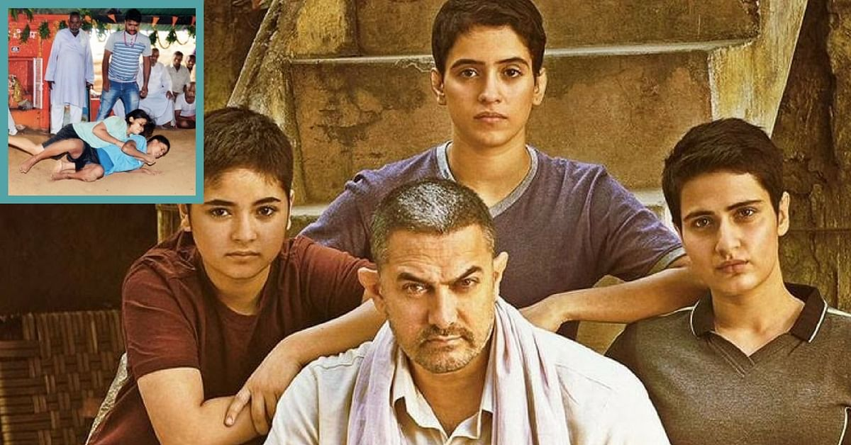 First Time in 478 Years, a Varanasi Akhada Opens Its Doors for Women Wrestlers, Thanks to Dangal!