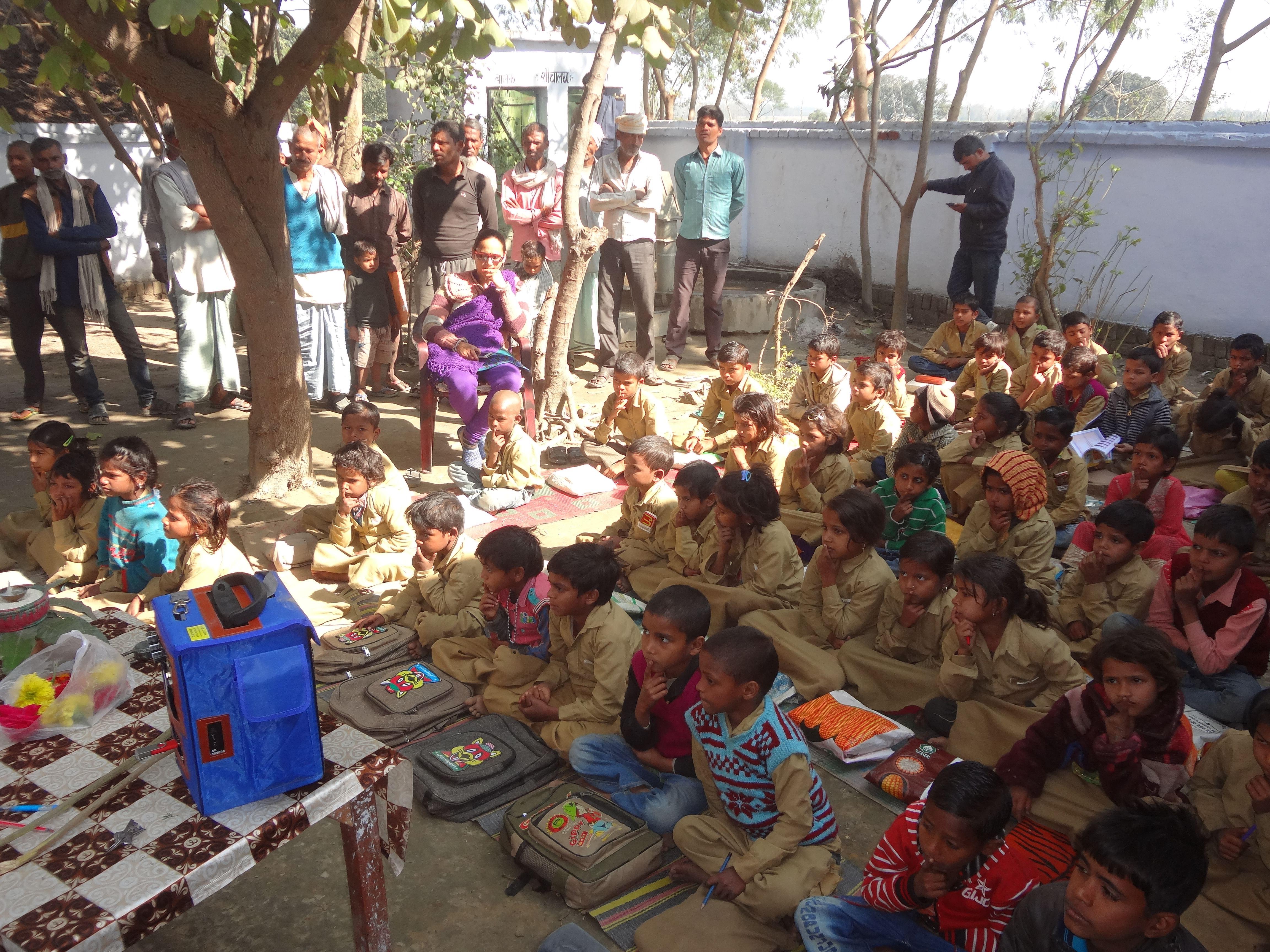 UP-govt-schools-music-hygiene