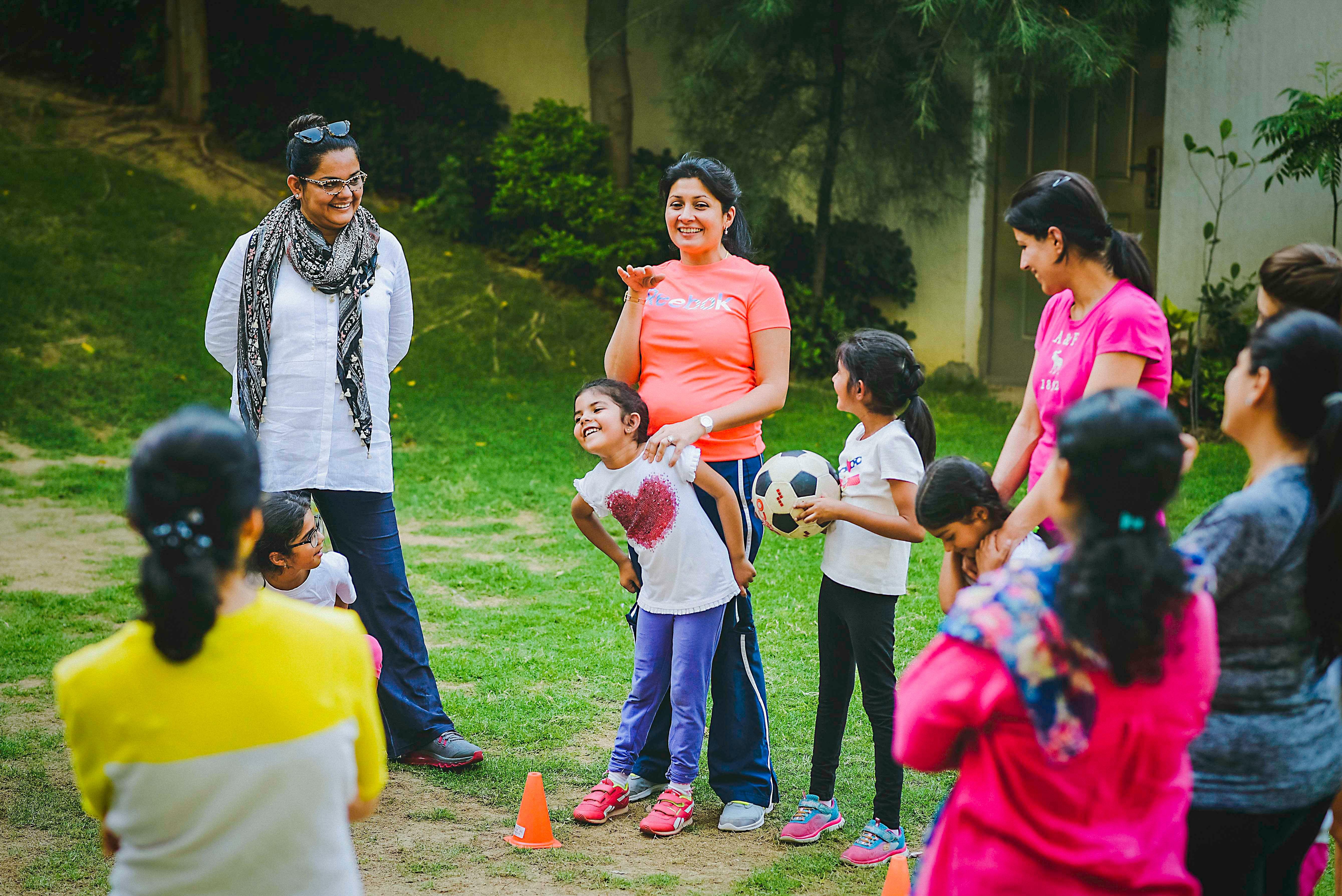 Nupur-Richard- The Art of Sport- Delhi- startup-empowering girls though sports