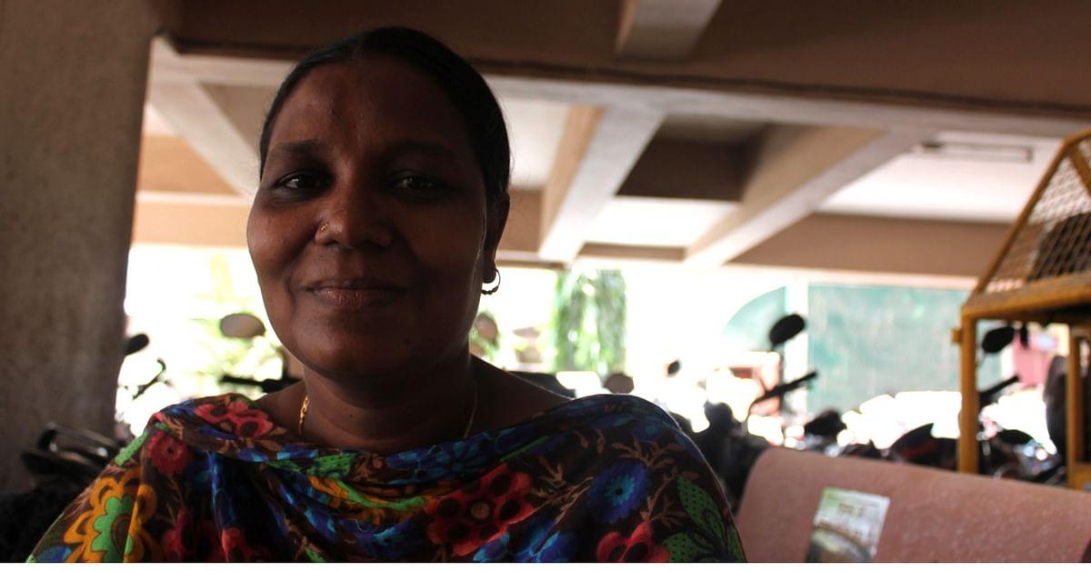 Parveen Sheikh- Entrepreneur- sanitary pad