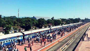 Suburban Railways in Bengaluru - Karnatak govt