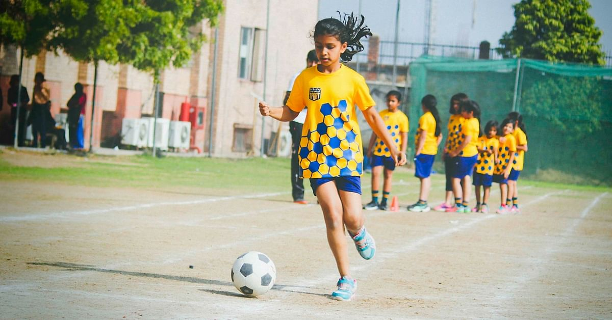 Run Like a Girl! How a Delhi Startup Is Breaking Gender Stereotypes for Young Girls Through Sport