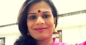 This transgender activist from West Bengal is on Islampur Court's National Lok Adalat bench - Joyita Mondal (1)