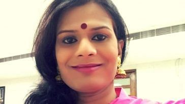 This transgender activist from West Bengal is on Islampur Court's National Lok Adalat bench - Joyita Mondal (1)