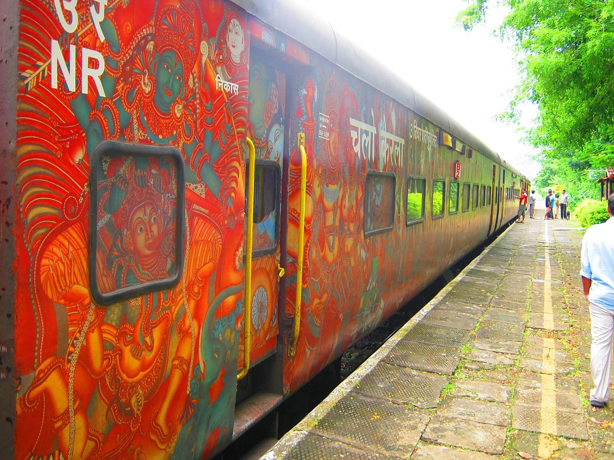 Travel in 'Economy AC' coaches with fares less than 3 AC - Economy AC
