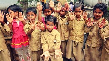 UP-govt-schools-music-hygiene