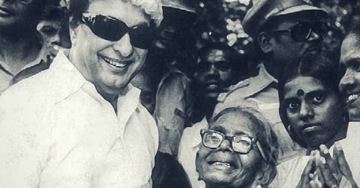 Book Excerpt: MGR, the Man Who Fed 66 Lakh Children With His Nutritious Mid-Day Meal Scheme