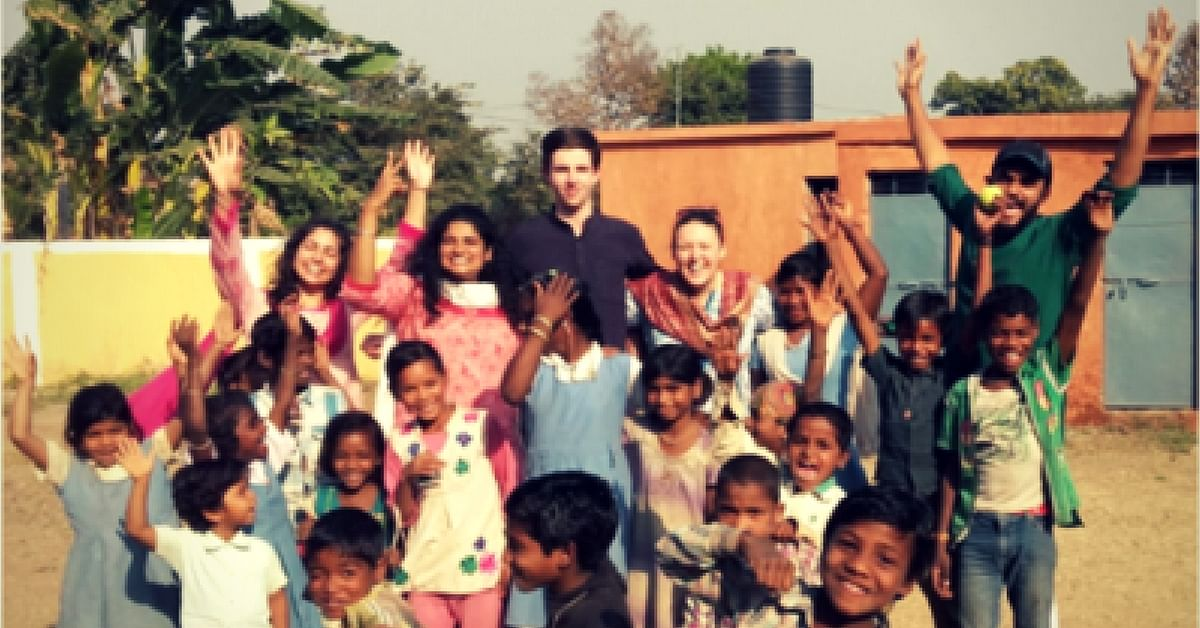 From UK to MP: How a British Man's Pursuit of Happiness Brought Him to India