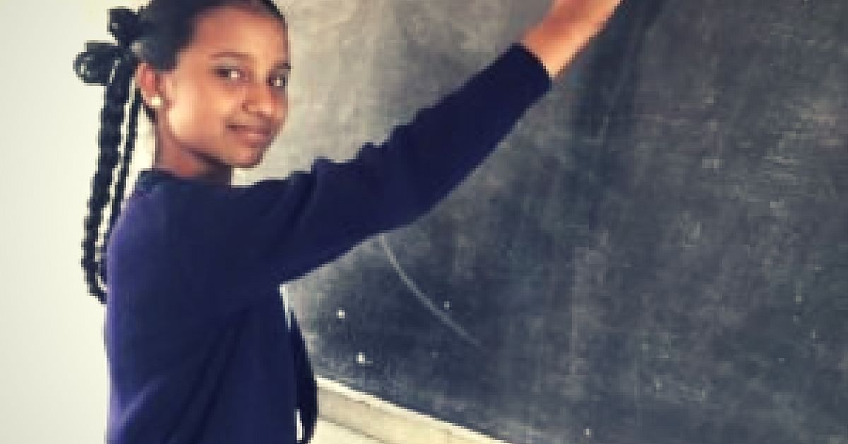This Telangana Girl Battled Poverty to Dream Big & Study for a Better Future, Thanks to an NGO