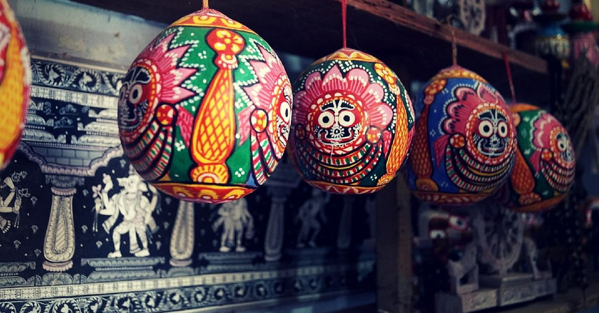 On Walls & in Dance, Art Is a Way of Life & a Religion in This Odisha Village
