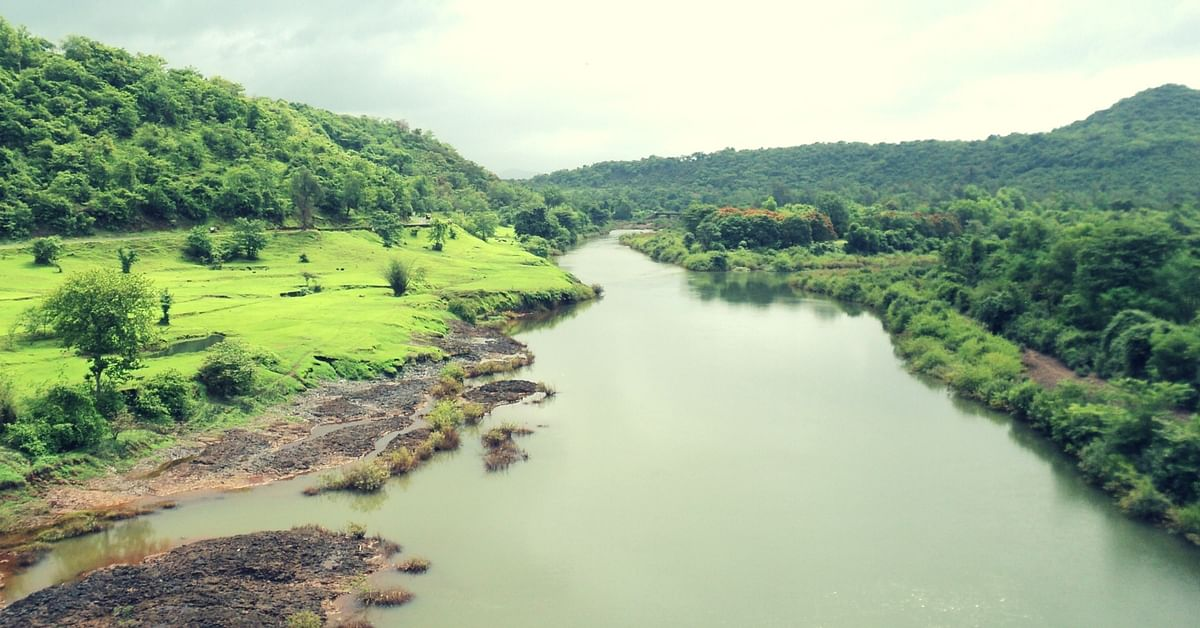 There's Now a Bank Account to Help Revive a Dead River in UP