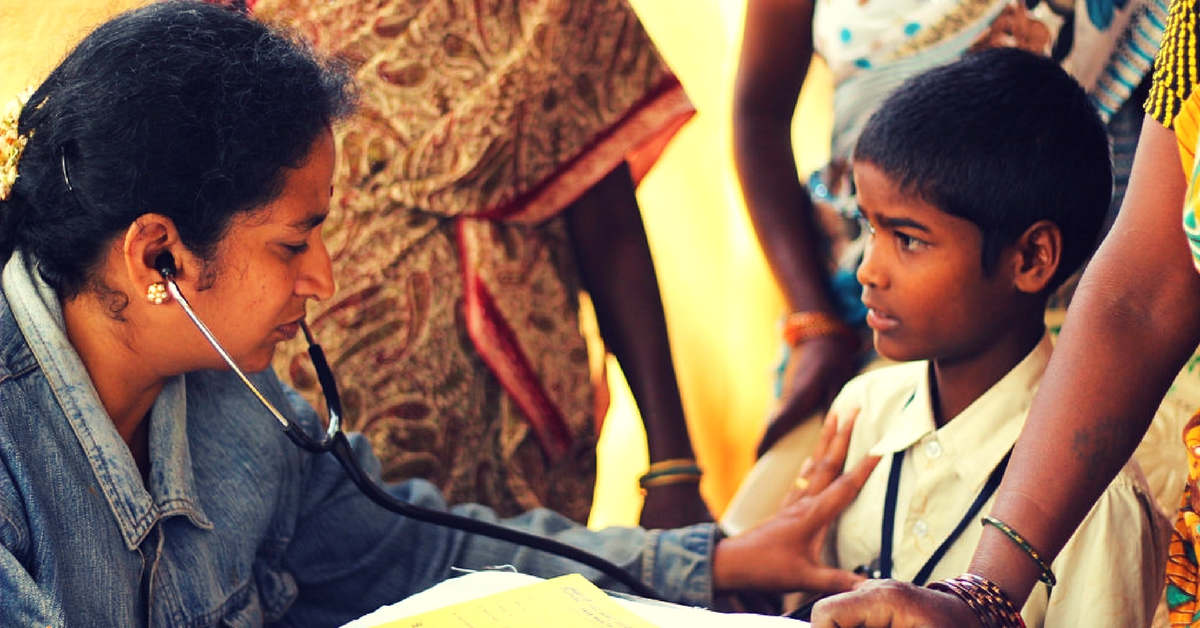 An Ode to the Unsung Heroes on #DoctorsDay. Here Are Some of India's Most Inspiring Doctors!