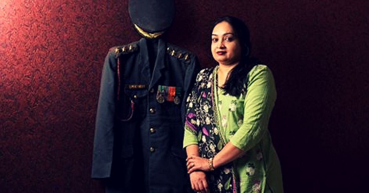This Army Wife Opens up About the Death of Her Husband, and Touches the Hearts of the Nation