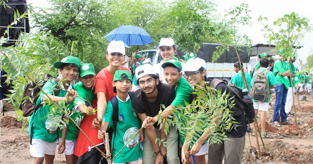 How Mumbai Kids Are Gearing up for Planting Trees in the City & Are Inspiring Adults Too