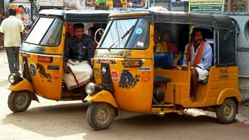 Why This Coimbatore Rick Driver With a Postgrad Degree Gives Free Rides to Pregnant Women & Kids Final